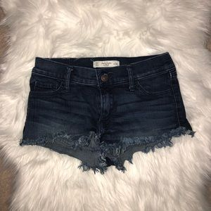 Abercrombie & Fitch Shorts - Abercrombie Denim Shorts